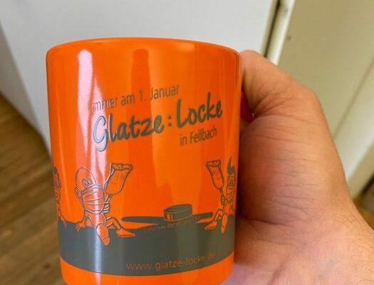 Die legendäre Glatze-Locke-Tasse